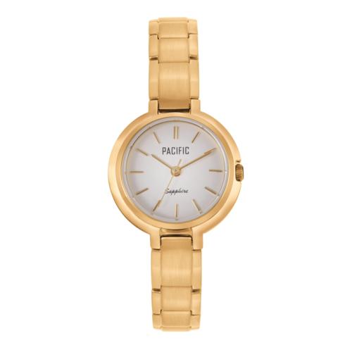 złoty damski zegarek S6004 z kolekcji pacific premium