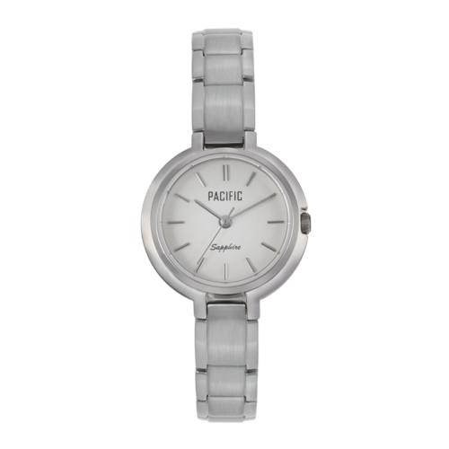 srebrny damski zegarek S6004 z kolekcji pacific premium