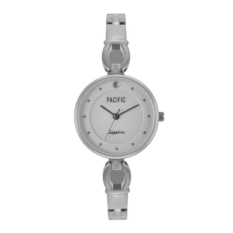 srebrny damski zegarek S6006 z kolekcji pacific premium