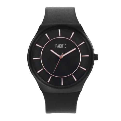 Czarny zegarek damski X1067 z kolekcji Pacific Fiord