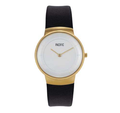 Czarny zegarek damski X3011 z kolekcji Pacific Classic