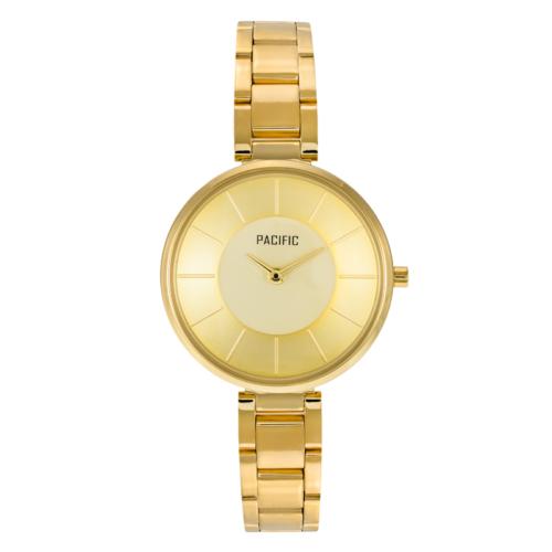 złoty damski zegarek X6009-2 z kolekcji pacific fiord