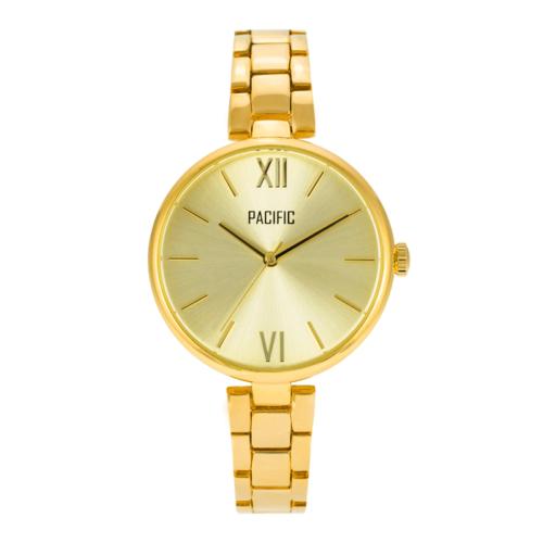 złoty damski zegarek X6019 z kolekcji pacific fiord