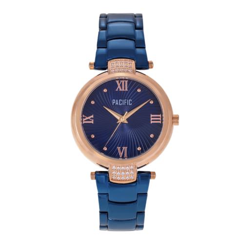 granatowy damski zegarek X6035 z kolekcji pacific fashion