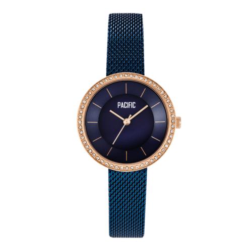 granatowy damski zegarek S6001 z kolekcji pacific premium