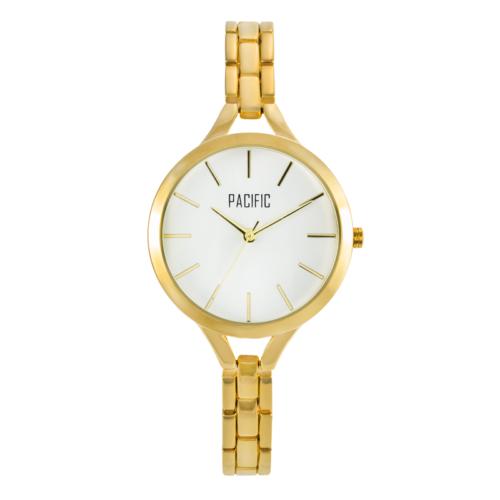 złoty damski zegarek X6005 z kolekcji pacific fiord