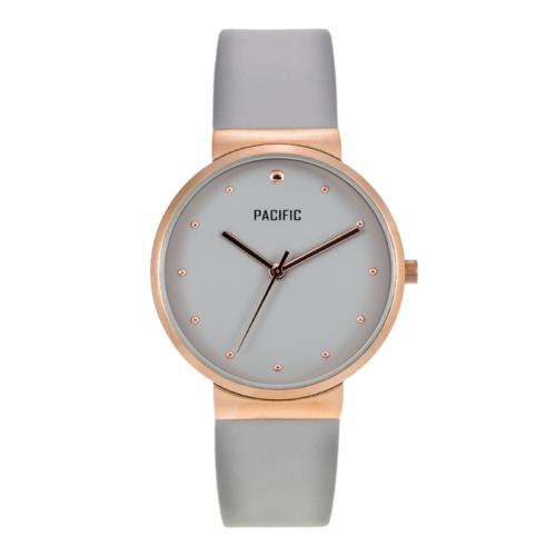 szary damski zegarek X6009-5 z kolekcji pacific fiord