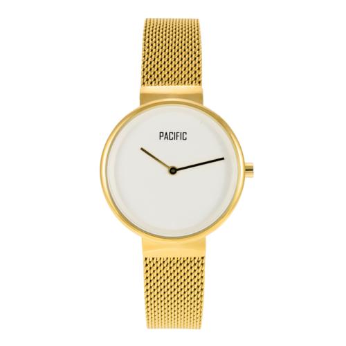 złoty damski zegarek X6016 z kolekcji pacific fiord