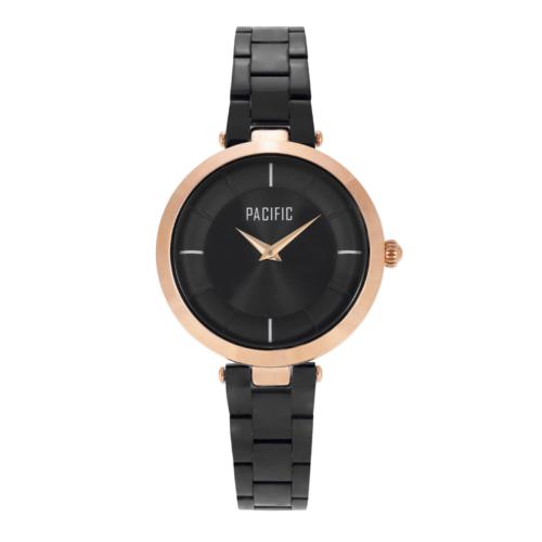 czarny damski zegarek X6031 z kolekcji pacific fashion