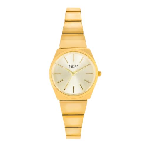 złoty damski zegarek X6037 z kolekcji pacific fiord