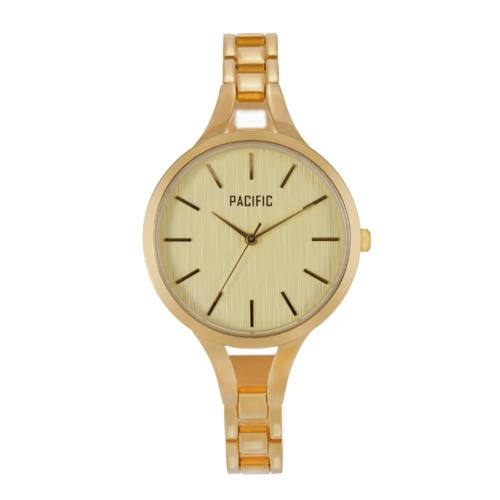 złoty damski zegarek X6038 z kolekcji pacific fiord